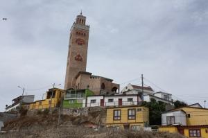 mosquée Coquimbo Chili