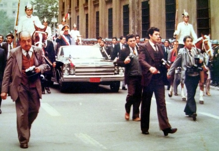 Chili Pinochet 11 septembre 1982